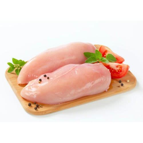 Chicken Breast Fillets, Skin Off
