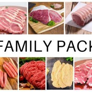 $195 - Family Pack 12.5kg