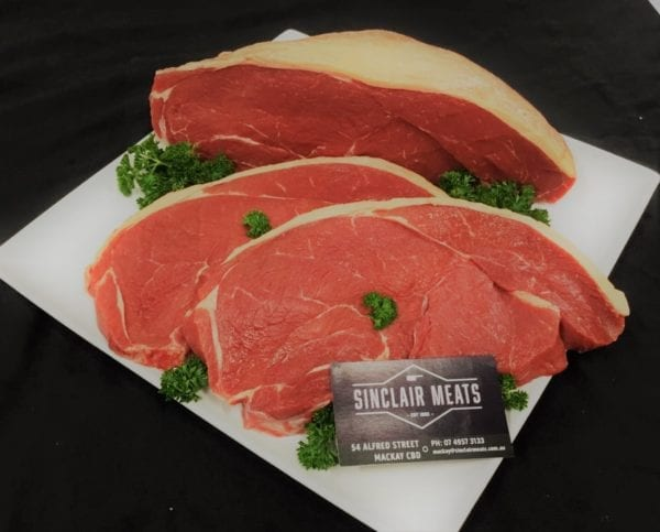 SPECIAL - Whole Steer Rump (approx 4.5kg ) $13.99/kg