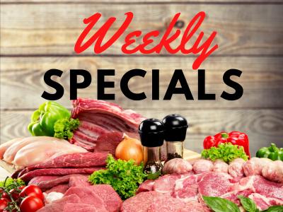 Weekly Specials Image 2